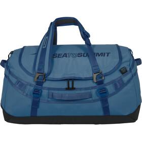 Sea to Summit Duffle Travel Luggage 65l blue